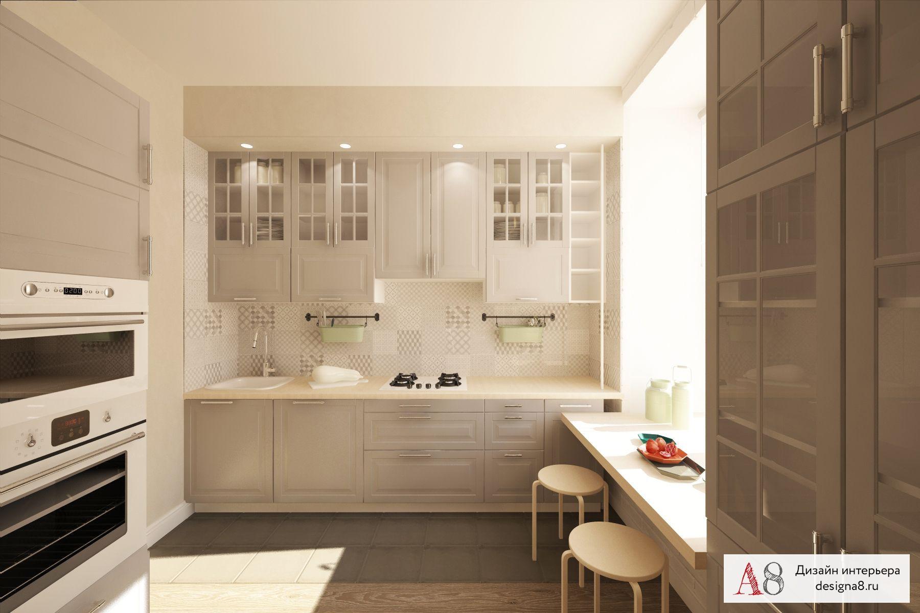 Кухни фото дизайн п 44
