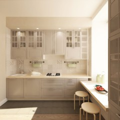 Дизайн проект кухни – 01