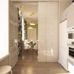Дизайн проект кухни – 03
