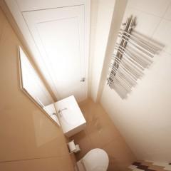 Дизайн санузла 4 кв м, фото интерьера в трёхкомнатной квартире – 01