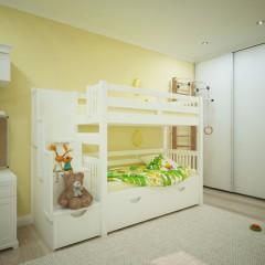 Маленькая детская комната, дизайн, фото интерьера – 03