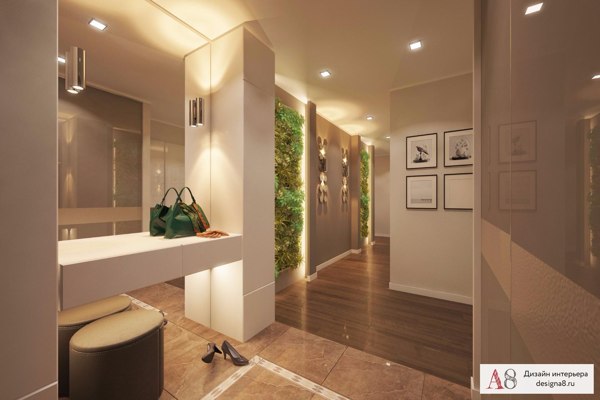 Дизайн 3 комнатных брежневок