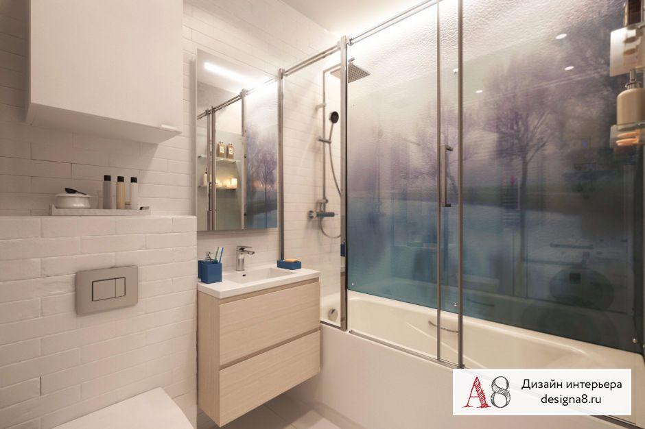 Дизайн ванной – 02