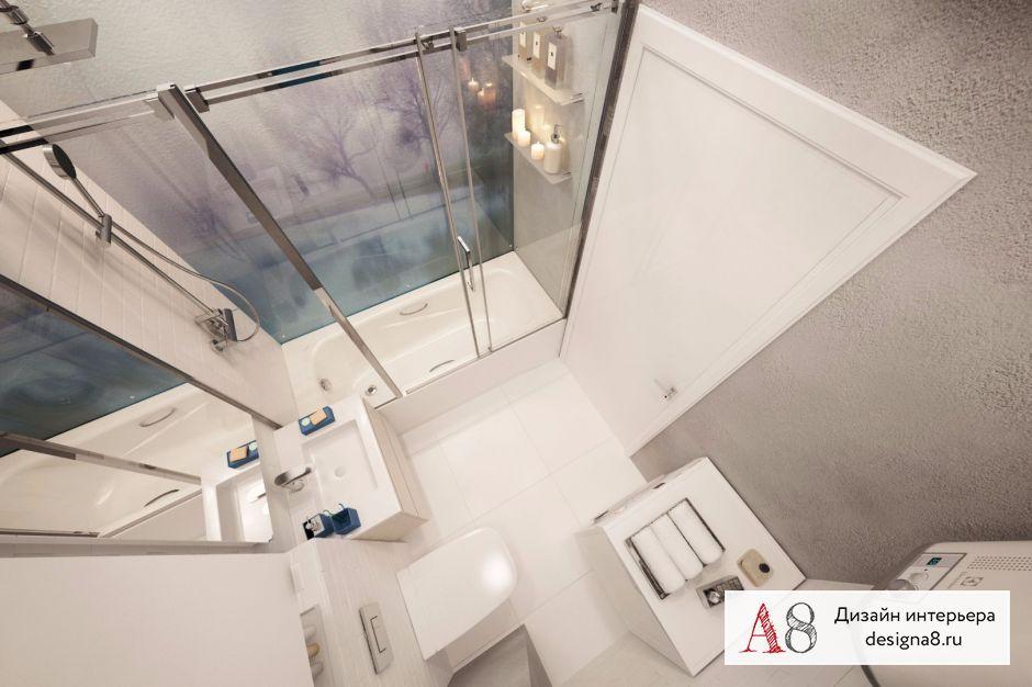 Дизайн ванной – 03