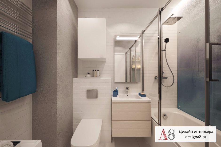 Дизайн ванной – 04
