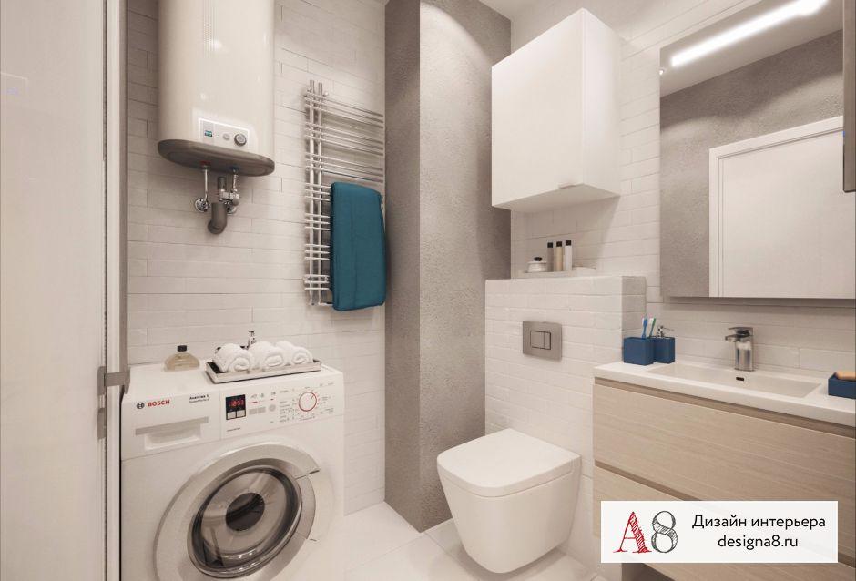 Дизайн ванной – 05
