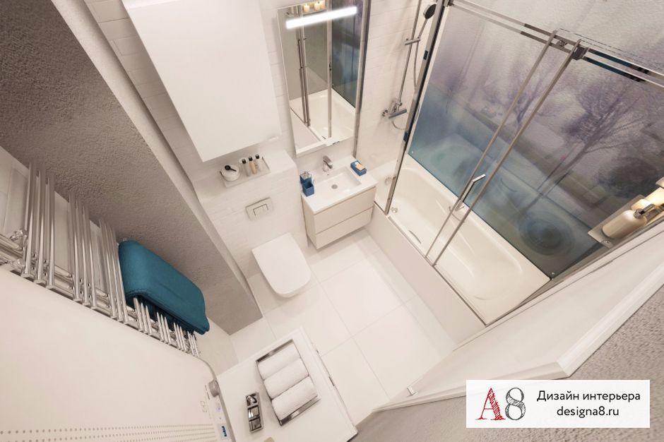 Дизайн ванной – 06