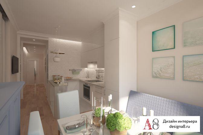 179Дизайн квартиры дома п 44