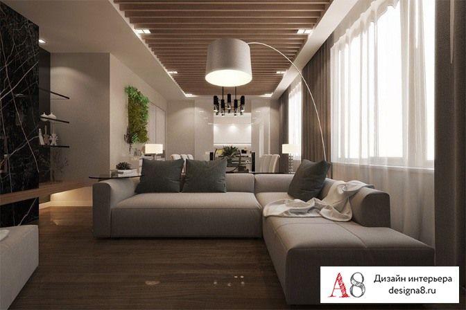 Оформление интерьера квартиры в стиле «Эко»