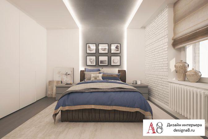 Дизайн трехкомнатной квартиры ленинградки
