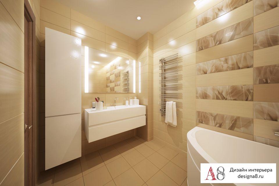 Дизайн ванной совместной с туалетом фото