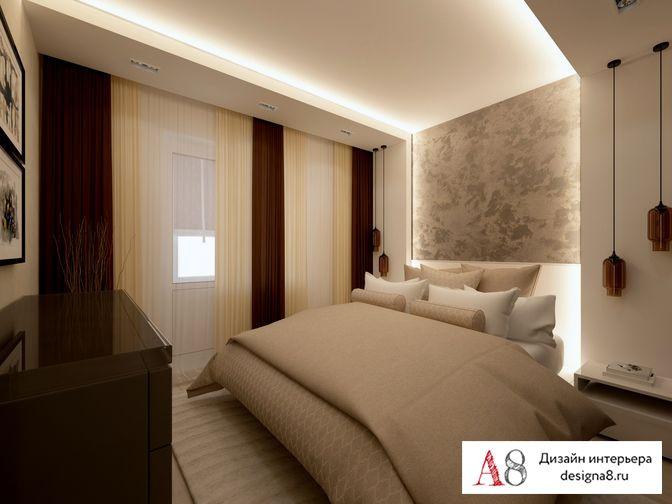 Дизайн квартир тм25